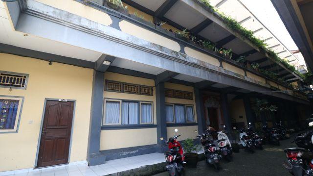 Gedung E SMK N 1 Mas