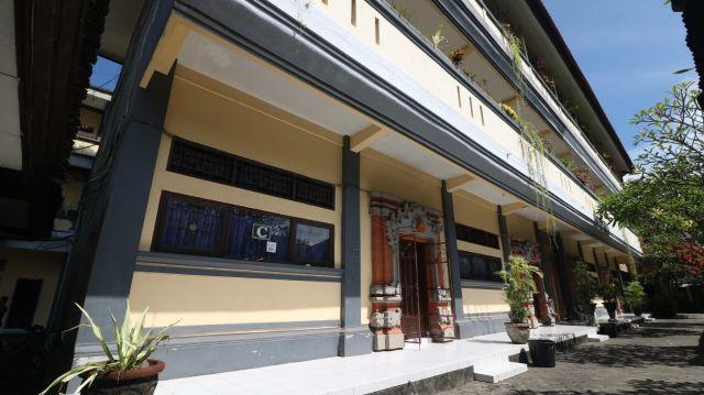Gedung C SMK N 1 Mas